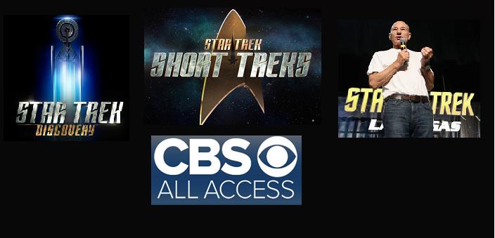 CBS quer Star Trek durante todo o ano no All Access