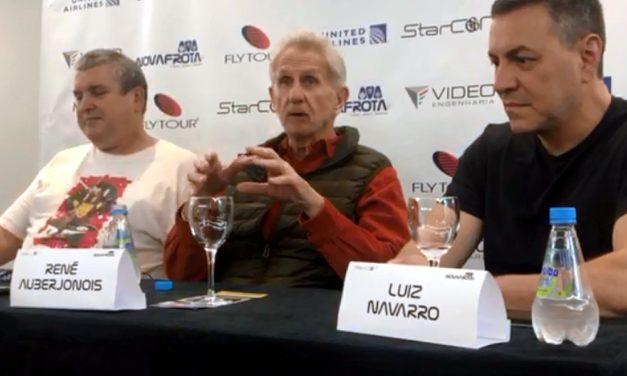 Para René Auberjonois, Odo é o Spock de Deep Space Nine