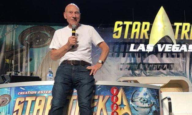 Picard está de volta em nova produção de Star Trek. Engage!