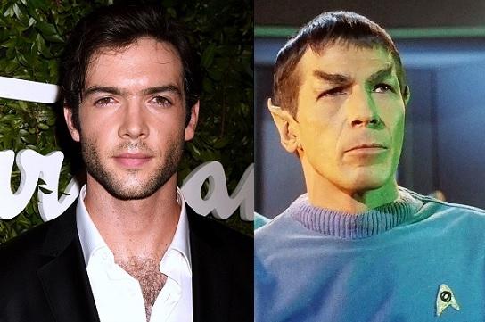Ator Ethan Peck fará o papel de Spock em Discovery