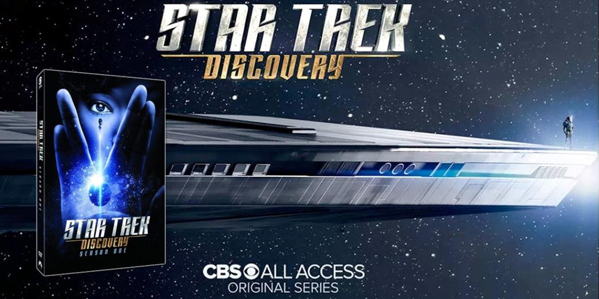 Discovery chega em DVD no Brasil no dia 21 de novembro
