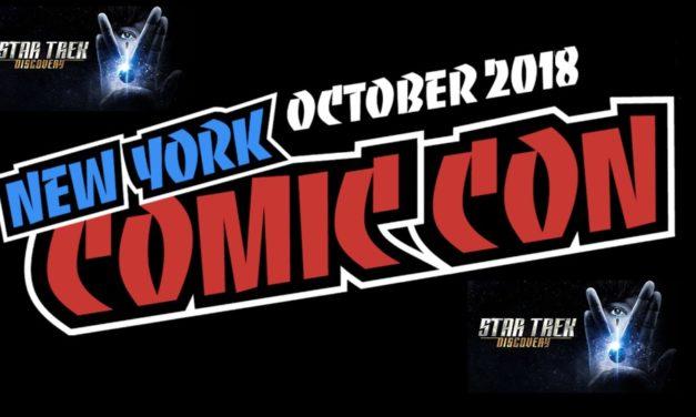 Painel Discovery no próximo New York Comic Con