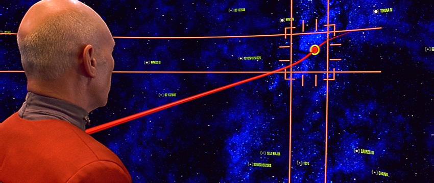 Michael Chabon prepara mapa galáctico para série de Picard