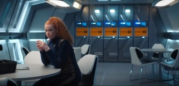 "Primeiro trailer do Short Trek ""Runaway"""