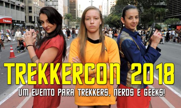 TrekkerCon 2018 é neste sábado em São Paulo