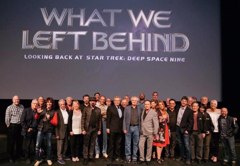 Documentário What We Left Behind reúne elenco de Deep Space Nine