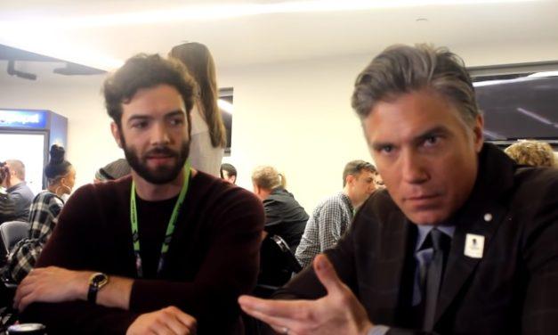 Entrevista com Ethan Peck e Anson Mount