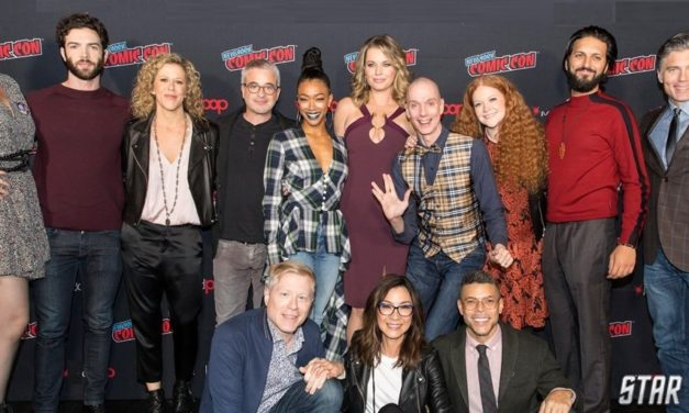 Painel NYCC discute sobre Discovery temporada 2