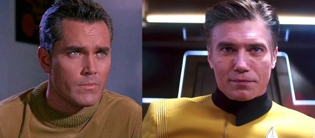 Anson Mount e a sensação de trabalhar em Star Trek