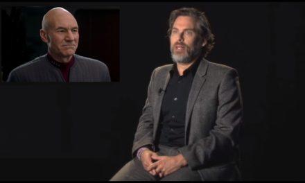 Michael Chabon comenta sobre cânon na série Picard
