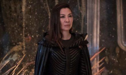 Michelle Yeoh pode ganhar uma série Star Trek